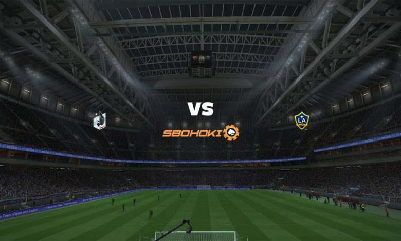 Live Streaming  Minnesota United FC vs Los Angeles Galaxy 14 Agustus 2021 1