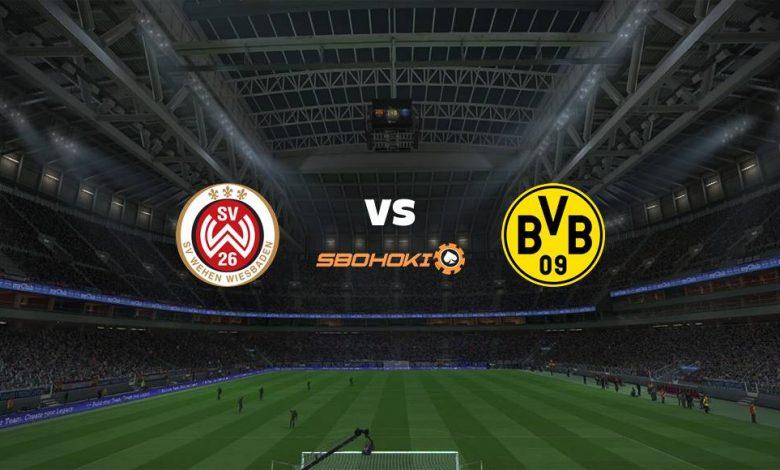 Live Streaming  SV Wehen Wiesbaden vs Borussia Dortmund 7 Agustus 2021 1