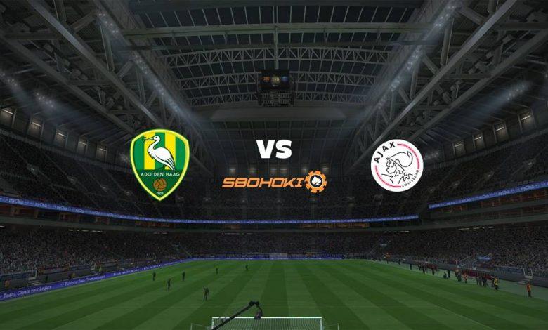 Live Streaming  ADO Den Haag vs Jong Ajax 8 Agustus 2021 1