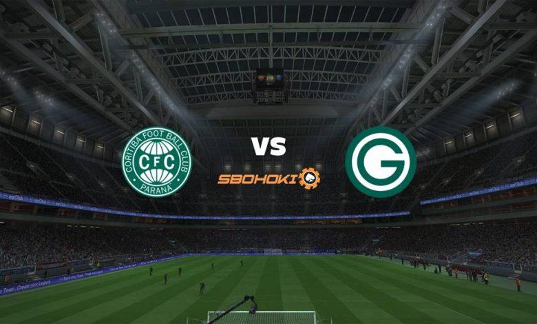 Live Streaming  Coritiba vs Goiás 6 Agustus 2021 1