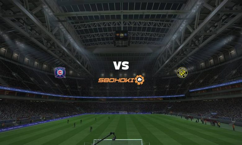 Live Streaming  Chicago Fire vs Columbus Crew 15 Agustus 2021 1