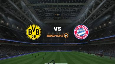 Photo of Live Streaming  Borussia Dortmund vs Bayern Munich 17 Agustus 2021
