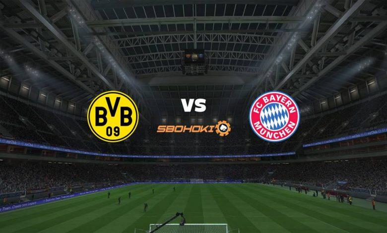 Live Streaming  Borussia Dortmund vs Bayern Munich 17 Agustus 2021 1