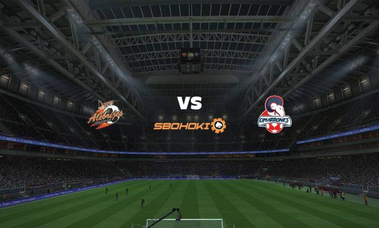 Live Streaming  Alebrijes de Oaxaca vs Cimarrones de Sonora 4 Agustus 2021 1