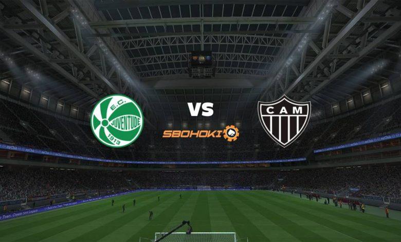 Live Streaming  Juventude vs Atlético-MG 8 Agustus 2021 1
