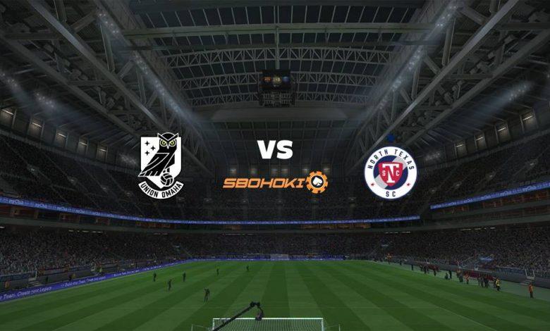 Live Streaming  Union Omaha vs North Texas SC 1 Agustus 2021 1
