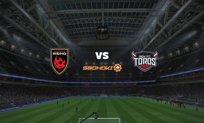 Live Streaming  Phoenix Rising FC vs Rio Grande Valley FC Toros 1 Agustus 2021 1