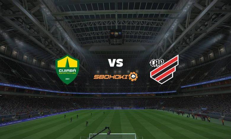 Live Streaming  Cuiabá vs Athletico-PR 15 Agustus 2021 1