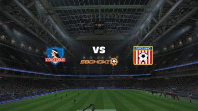 Photo of Live Streaming  Colo Colo vs Curicó Unido 8 Agustus 2021