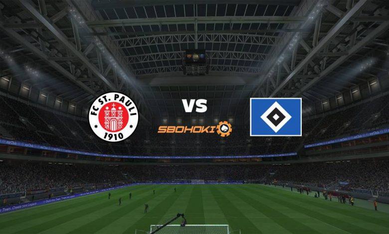 Live Streaming  St Pauli vs Hamburg SV 13 Agustus 2021 1