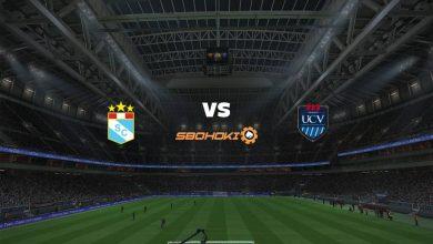 Photo of Live Streaming  Sporting Cristal vs César Vallejo 14 Agustus 2021