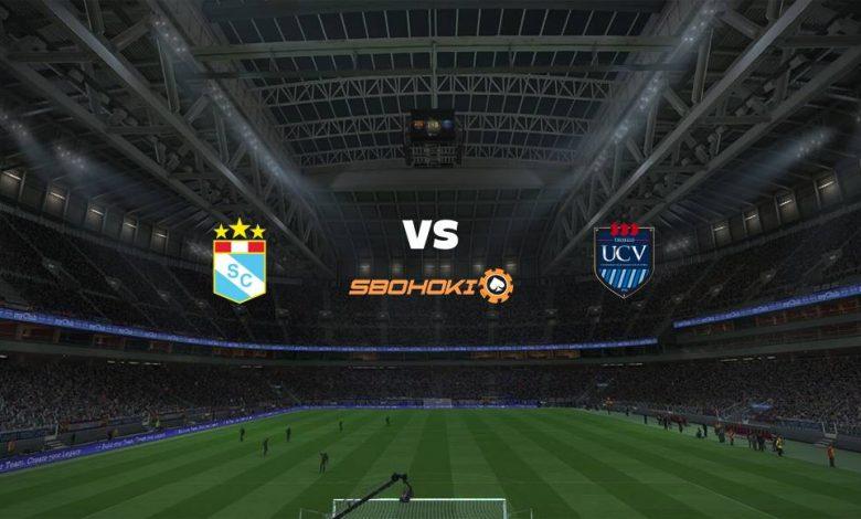 Live Streaming  Sporting Cristal vs César Vallejo 14 Agustus 2021 1