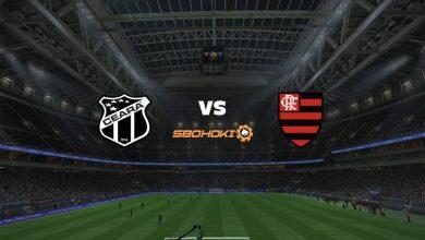 Photo of Live Streaming  Ceará vs Flamengo 22 Agustus 2021