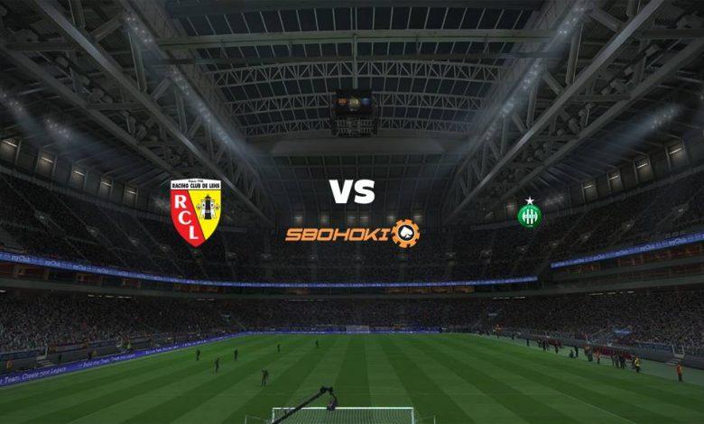 Live Streaming  Lens vs St Etienne 15 Agustus 2021 1