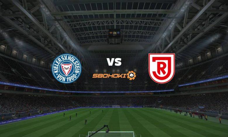 Live Streaming  Holstein Kiel vs SSV Jahn Regensburg 14 Agustus 2021 1