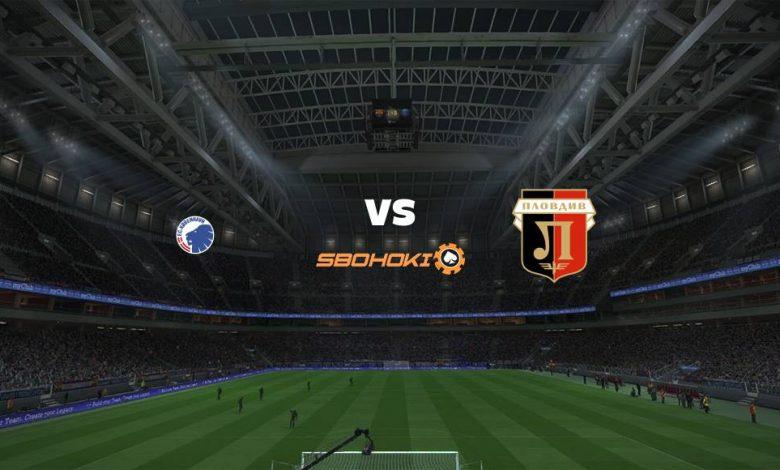 Live Streaming  FC Copenhagen vs Lokomotiv Plovdiv 12 Agustus 2021 1