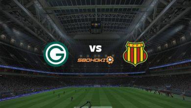 Photo of Live Streaming  Goiás vs Sampaio Corrêa 22 Agustus 2021