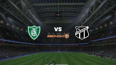 Photo of Live Streaming  América-MG vs Ceará 29 Agustus 2021