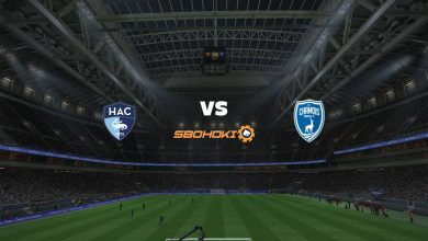 Photo of Live Streaming  Le Havre AC vs Niort 21 Agustus 2021