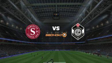 Photo of Live Streaming  Servette vs FC Lugano 1 Agustus 2021
