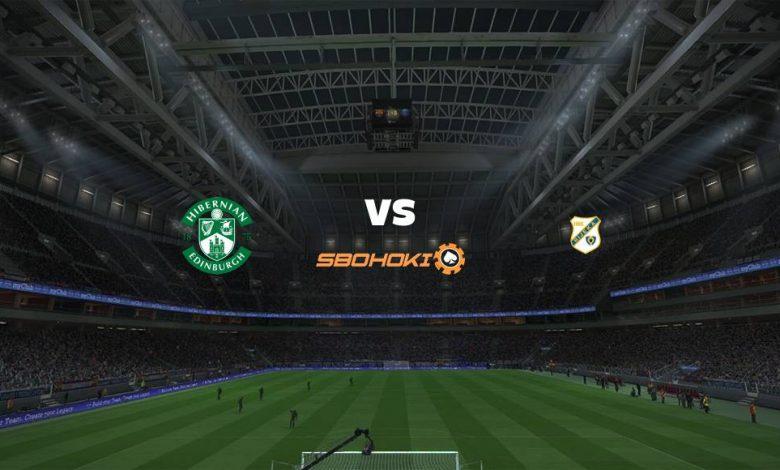 Live Streaming  Hibernian vs Rijeka 5 Agustus 2021 1
