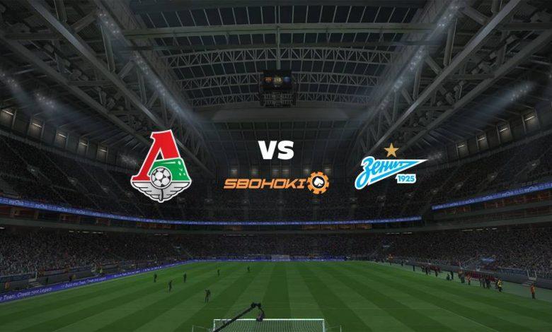 Live Streaming  Lokomotiv Moscow vs Zenit St Petersburg 15 Agustus 2021 1