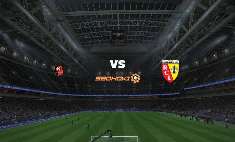 Live Streaming  Rennes vs Lens 8 Agustus 2021 1