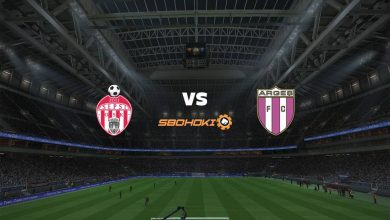 Photo of Live Streaming  Sepsi Sfantu Gheorghe vs FC Arges 15 Agustus 2021