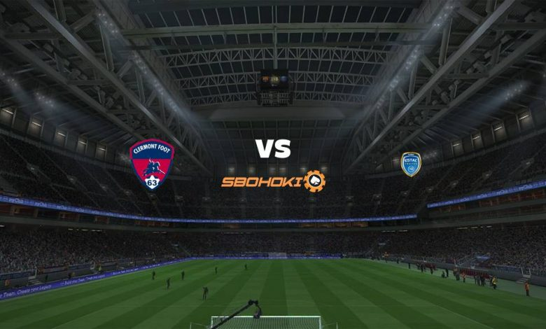 Live Streaming  Clermont Foot vs Troyes 15 Agustus 2021 1