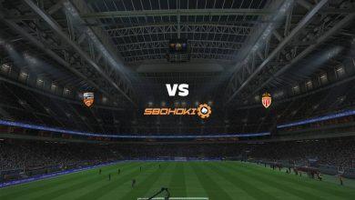 Photo of Live Streaming  Lorient vs AS Monaco 13 Agustus 2021