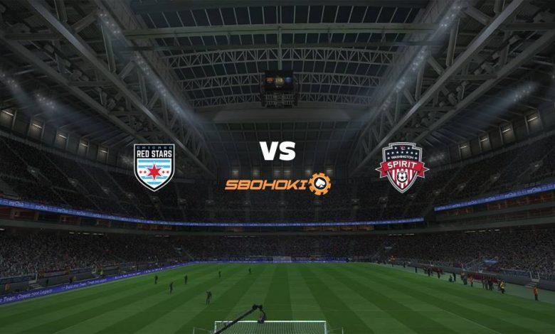 Live Streaming  Chicago Red Stars vs Washington Spirit 1 Agustus 2021 1