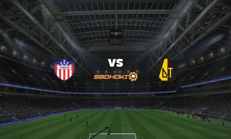 Live Streaming  Atlético Junior vs Deportes Tolima 8 Agustus 2021 1