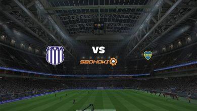 Photo of Live Streaming  Talleres (Córdoba) vs Boca Juniors 1 Agustus 2021