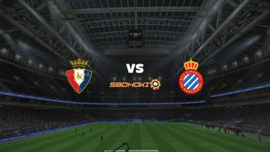 Photo of Live Streaming  Osasuna vs Espanyol 14 Agustus 2021