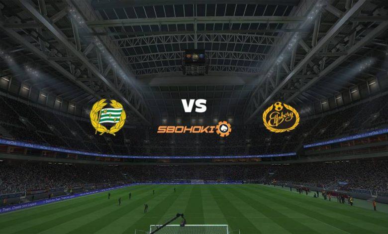 Live Streaming  Hammarby vs Elfsborg 15 Agustus 2021 1