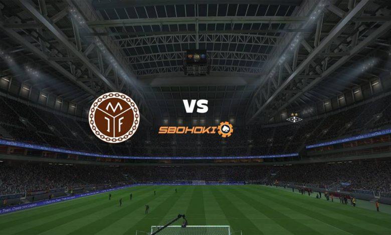 Live Streaming  Mjondalen IF vs Rosenborg 15 Agustus 2021 1