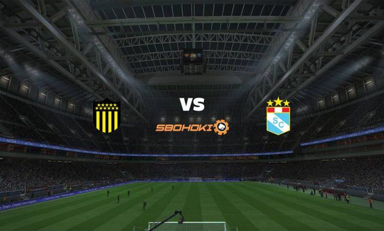 Live Streaming  Peñarol vs Sporting Cristal 18 Agustus 2021 1