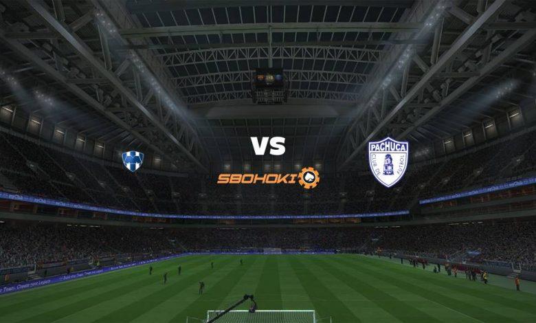 Live Streaming  Monterrey vs Pachuca 15 Agustus 2021 1