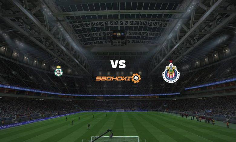 Live Streaming  Santos Laguna vs Chivas Guadalajara 16 Agustus 2021 1