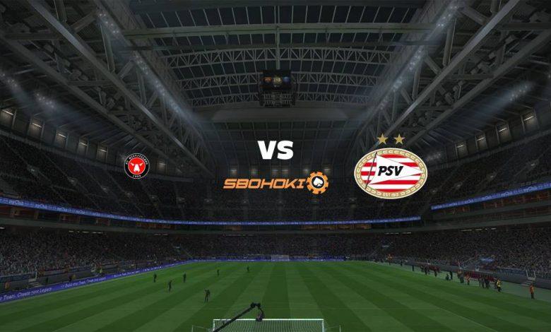 Live Streaming  FC Midtjylland vs PSV Eindhoven 10 Agustus 2021 1