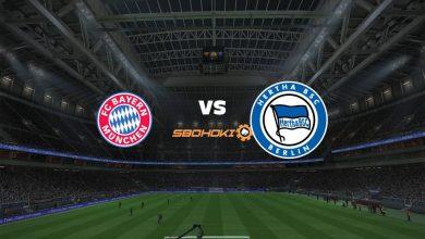 Photo of Live Streaming  Bayern Munich vs Hertha Berlin 28 Agustus 2021