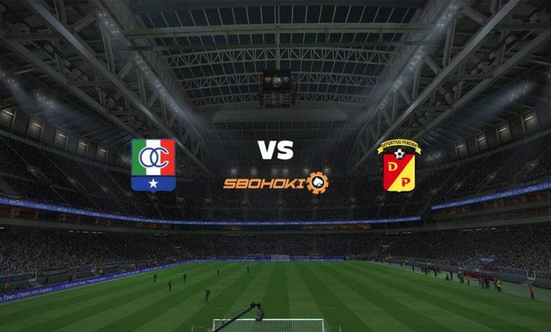 Live Streaming  Once Caldas vs Deportivo Pereira 16 Agustus 2021 1