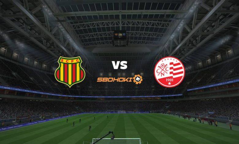 Live Streaming  Sampaio Corrêa vs Náutico 12 Agustus 2021 1