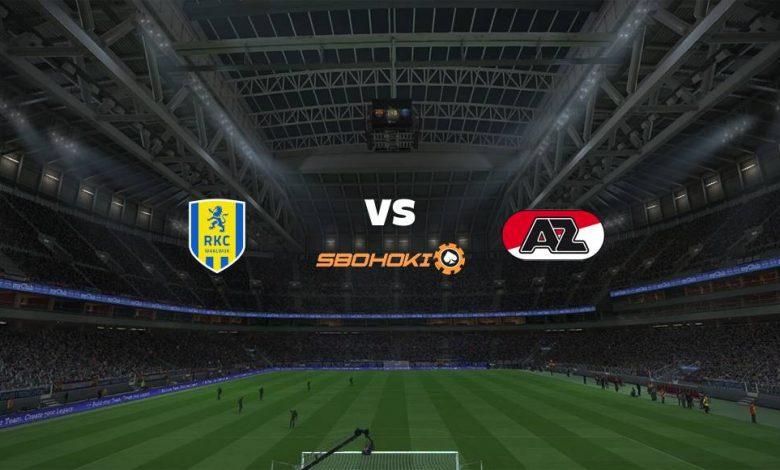 Live Streaming  RKC Waalwijk vs AZ Alkmaar 14 Agustus 2021 1
