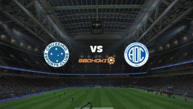 Photo of Live Streaming  Cruzeiro vs Confiança 21 Agustus 2021