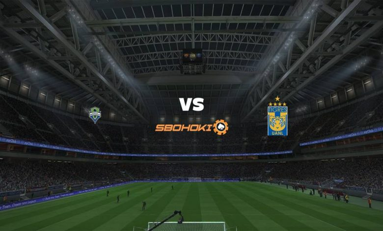 Live Streaming  Seattle Sounders FC vs Tigres UANL 11 Agustus 2021 1