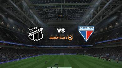 Photo of Live Streaming  Ceará vs Fortaleza 1 Agustus 2021