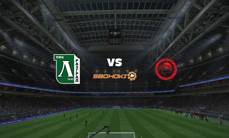 Live Streaming  Ludogorets Razgrad vs Olympiakos 10 Agustus 2021 1
