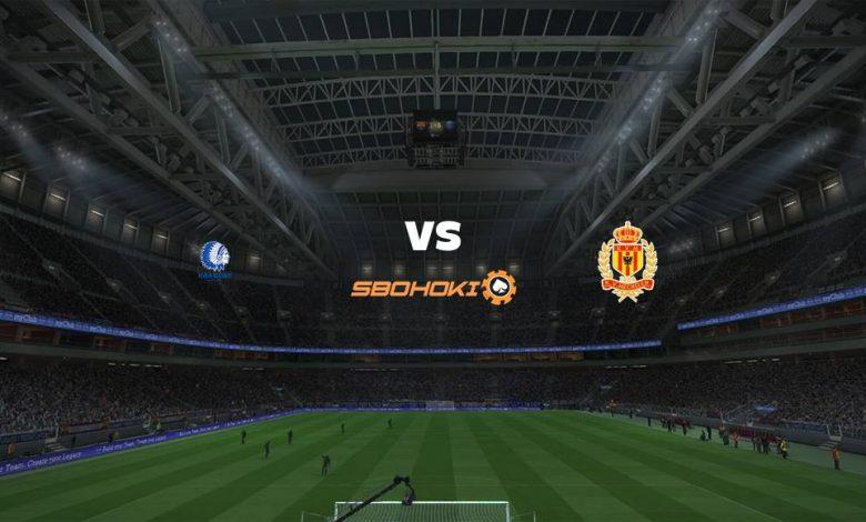 Live Streaming  KAA Gent vs KV Mechelen 15 Agustus 2021 1