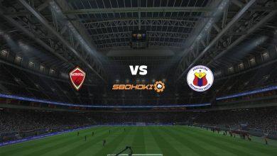 Photo of Live Streaming  Patriotas vs Deportivo Pasto 29 Agustus 2021
